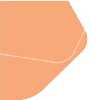 Random shape to help break-up the website design